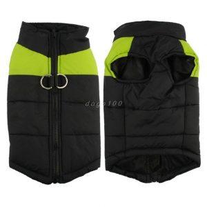 Dog Warm Vest Jacket - PetCareSunday