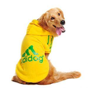 Adidog Pet Clothes - PetCareSunday