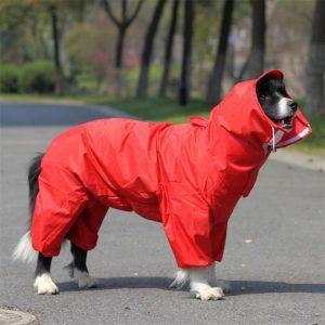 Dog Raincoat Clothes - PetCareSunday