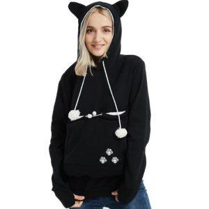 Pet Pouch Sweatshirt Hoodie - PetCareSunday