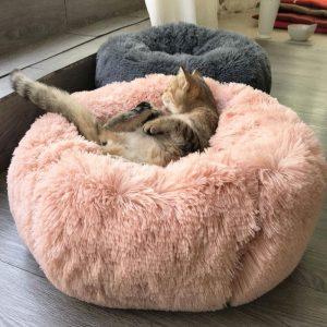 The Calming Pet Bed - PetCareSunday