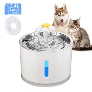 Pet Water Fountain Super Silent - PetCareSunday